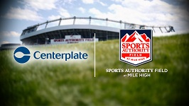 Centerplate - Sports Authority Field